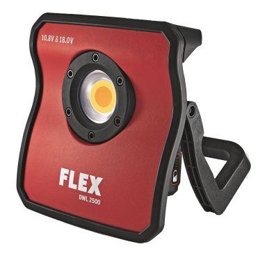 Flex DWL 2500 Fullspektrumlampa utan batteri och laddare