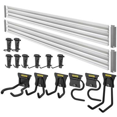 STANLEY Track Wall System Kit Verktøytavle