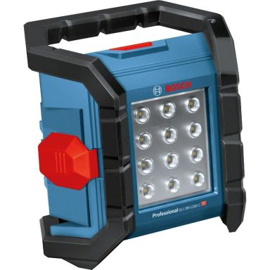 Bosch GLI 18V-1200 C Lampa utan batteri och laddare