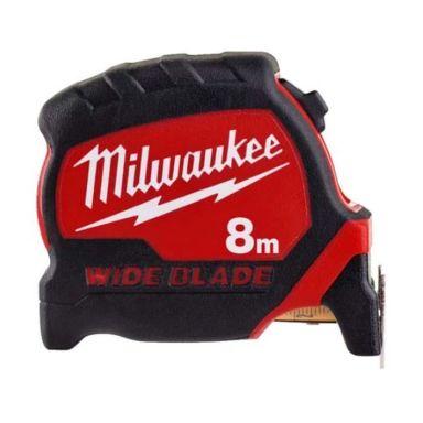 Milwaukee Premium Wide Blade Måttband 33 mm bladbredd