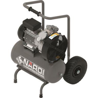 Nardi Extreme 1 25L Kompressor oljefri, 260 l/min