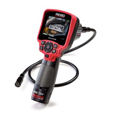 Ridgid MicroDrain Inspektionskamera 12 V