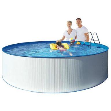 Swim & Fun Kreta Perheallas Ø3,5 x 0,9 m, 8150L