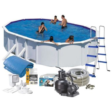 Swim & Fun 2703 Poolpaket 5 x 3 x 1,2 m, 14 550L