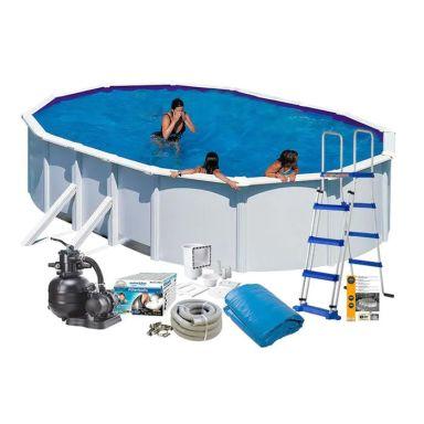 Swim & Fun 2704 Poolpaket 6,1 x 3,75 x 1,2 m, 20 893L