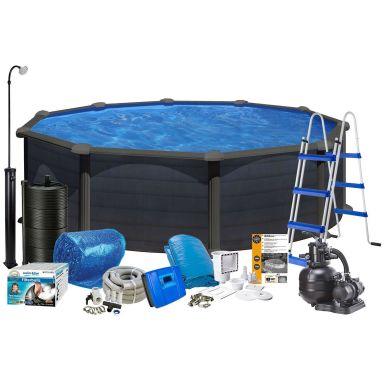 Swim & Fun 2731 Allaspaketti Ø4,6 x 1,2 m, 17 455 l