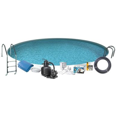 Swim & Fun 2791 Poolpaket Ø4,2 x 1,2 m, 14 540L