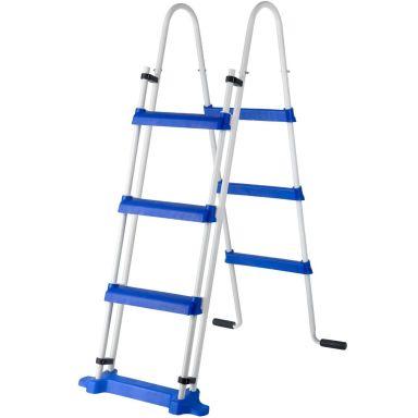Swim & Fun 4876 Säkerhetsstege 3 x 3 steg, 120 cm