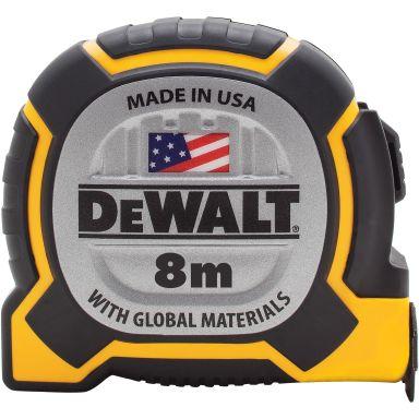 Dewalt DWHT0-36227 Måttband 8 m