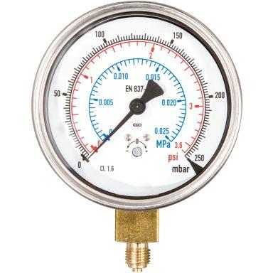 REMS 047069 Manometer för REMS Multi-Push, 250 mbar