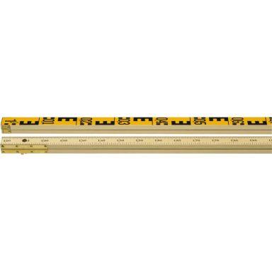 Hultafors 701 RG1 N2 Nivåstång solid träkärna