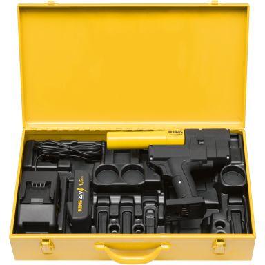 REMS Ax-Press 25 Pressmaskin med 1,5 Ah batteri och laddare