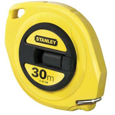 STANLEY 0-34-108 Måttband stål, stängd rulle, 30 meter