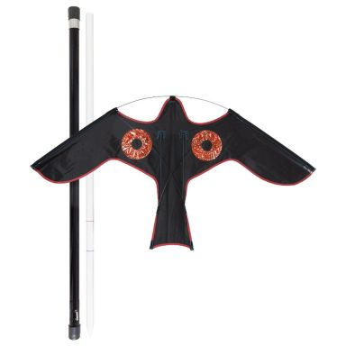 GreenLine Blackbird Fågelskrämma svart, 5 m