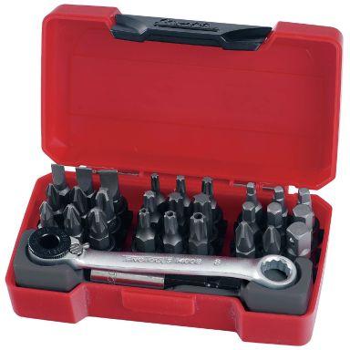 Teng Tools TM029 Ruuvikärkisarja 29-osainen