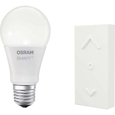 Osram Classic LED-lampa Smart+, E27 Multi Color, fjärrkontroll