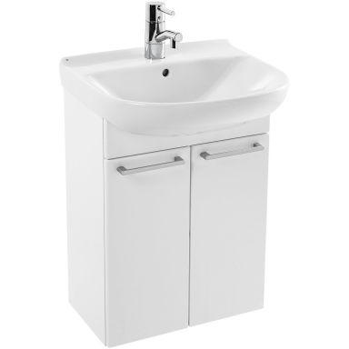 Ifö Cera 2222 Möbelpaket med skåp och tvättställ
