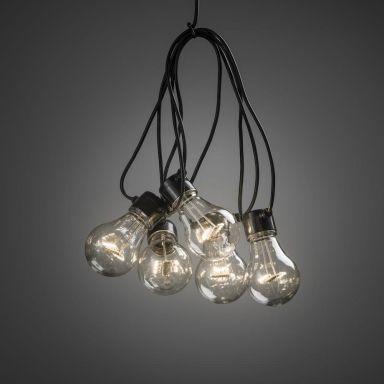 Konstsmide 2379-100 Ljusslinga 24 V, E27-sockel
