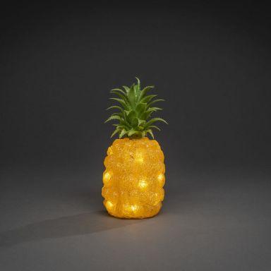 Konstsmide Ananas Dekorationsbelysning 16 st. ljuskällor, 26 cm