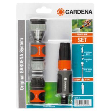 Gardena System Grundset