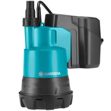 Gardena 2000/2 Li-18 Pump dränkbar