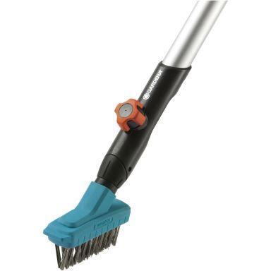 Gardena Combisystem Joint Brush M Fogborste specialstål, med skaft
