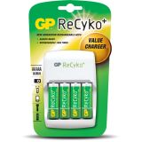 GP Batteries ReCyko Value Charger 202179 Batterilader