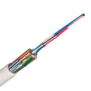 Nexans FQLQ EASY Installasjonskabel 5G 6 + 2 x 0,75 mm² lederområde