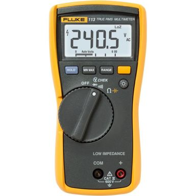 Fluke 113 EUR Multimeter