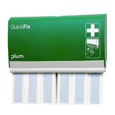 Plum QuickFix Detectable Long Plåsterdispenser inkl. 60 plåster