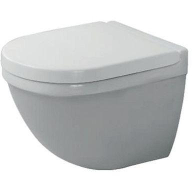 Duravit Starck 3 WC-skål matt, exkl. sits och lock