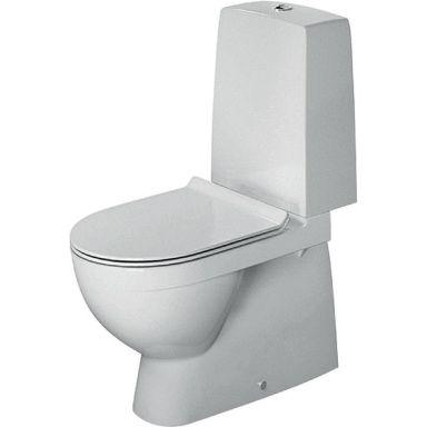 Duravit DuraStyle WC-stol golv, exkl. sits