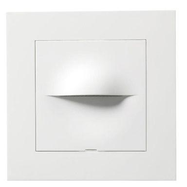 Elko Plus Nattljus med lysdioder, vit