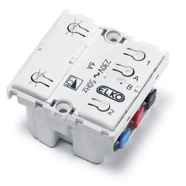 Elko Plus Wireless Mottagare med relä 6A