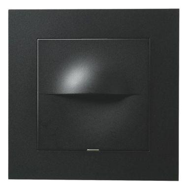 Elko Plus Nattljus med lysdioder, svart