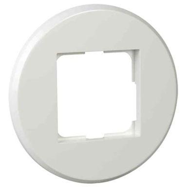 Elko RS Täckram rund, för vägg- eller takdosa