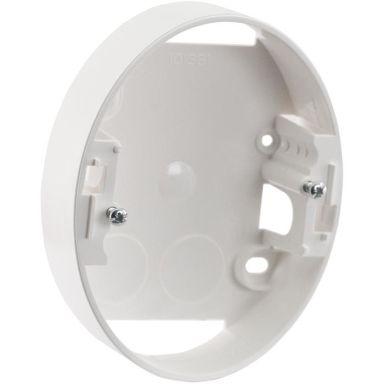 Schneider Electric Renova Dosa för 2-vägs vägguttag, 2-fack, vit