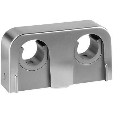 Faluplast Snap 14097 Rörklämma 16/20 mm, matt krom