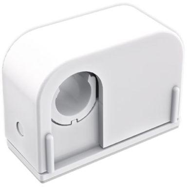 Faluplast Duo Contact 14600 Rörklammer för limning, enkel, 12/15/16 mm