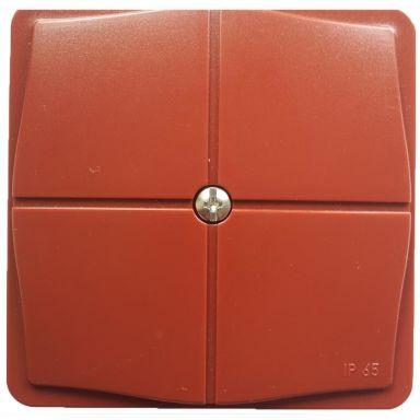 Norwesco AquaBest Kytkentärasia punamullan värinen
