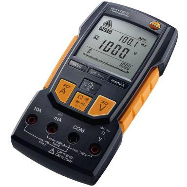 Testo 760-3 Multimeter med TRMS