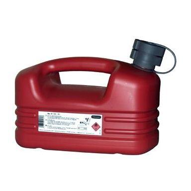 Pressol 21131 Bensindunk plast, röd