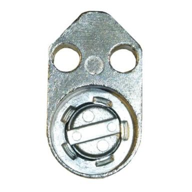ASSA 418681110000 Förlängningsdel 8 mm, oval