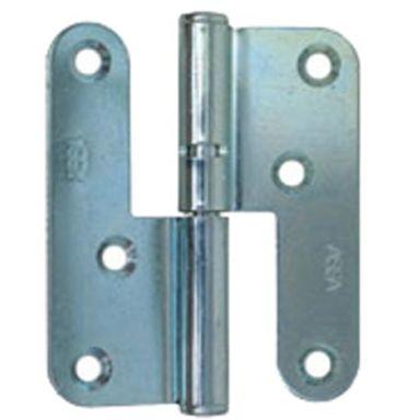 ASSA 3228-110 Lyftgångjärn 110 mm, ofalsade dörrar