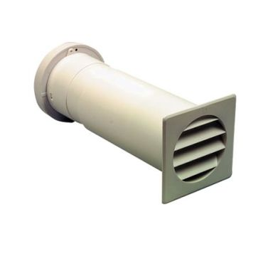 Habo 586 Blokkventil for veggtykkelse 260-370 mm