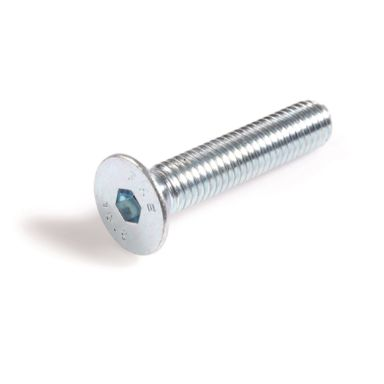 REYHER 106421100120020 Sexkanthålsskruv M12 MF6S 10.9 FZB, ISO 10642 (D7991)