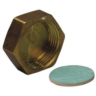 Uponor 1228060 Lock med fiberpackning