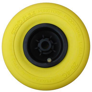 Tente Starcoflex Hjul med glidlager