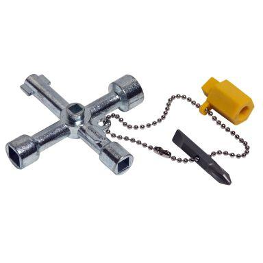 Ironside 117212 Apparatskapnøkkel 5, 6, 7/8 mm