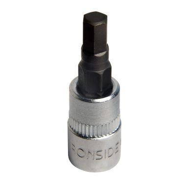 """Ironside 116412 Bitspipe sekskant, 1/4"""""""
